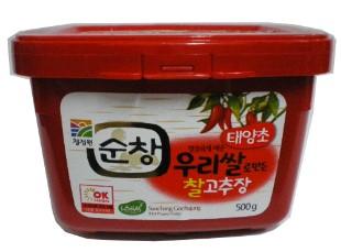 包裝:500g*20  成份: 辣椒粉  小麥粉  麥芽糖  鹽  澱粉  產地:韓國